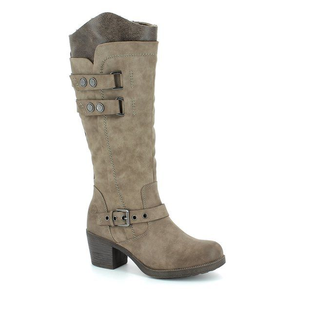 Marco Tozzi Cantolong 26608-322 Brown knee-high boots