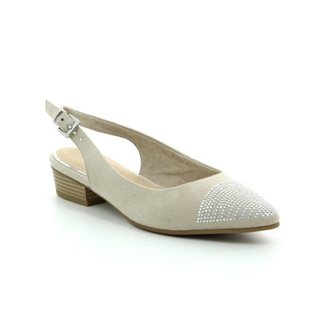 Marco Tozzi Heeled Shoes - Beige - 29400/20/404 CAPELA