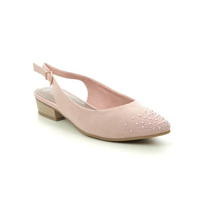 Marco Tozzi Slingback Shoes - Rose pink - 29400/24/521 CAPELA