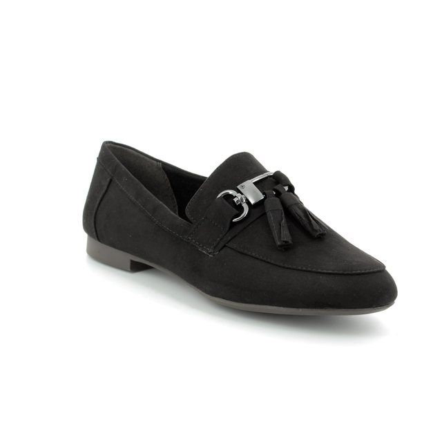 Marco Tozzi Loafers - Black - 24200/30/001 CONFINO