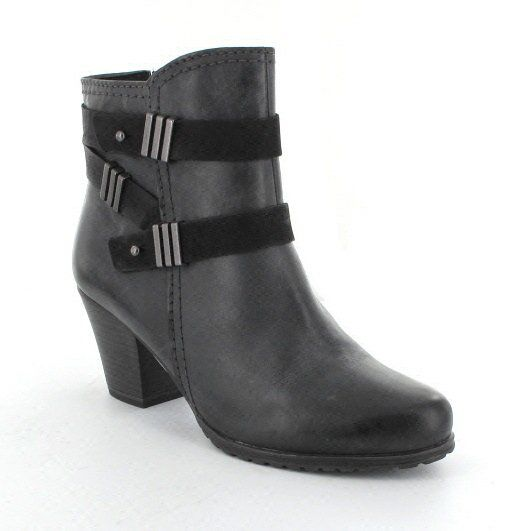 Marco Tozzi Ankle Boots - Black - 25018/002 CUNICO