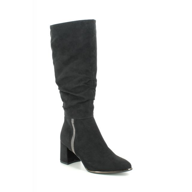 Marco Tozzi Knee-high Boots - Black - 25516/23/001 DELOLONG