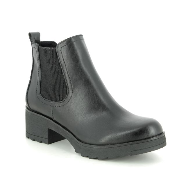 Marco Tozzi Chelsea Boots - Black - 25806/33/002 DONO CHELSEA 95