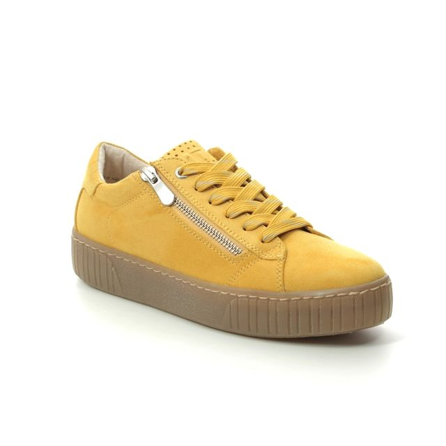 Marco Tozzi Trainers - Yellow - 23721/34/600 DURLO