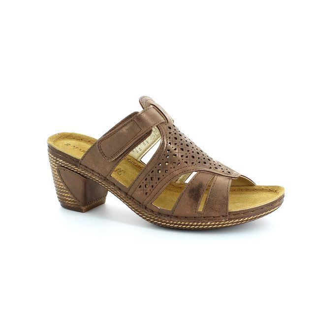 Marco Tozzi Egovel 27510-391 Bronze sandals