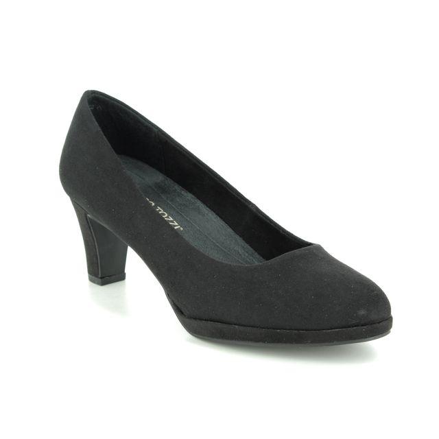 Marco Tozzi Heeled Shoes - Black - 22409/34/001 FALDO  01