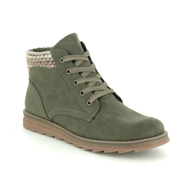 Marco Tozzi Ankle Boots - KHAK - 25208/23/726 GRANA   95