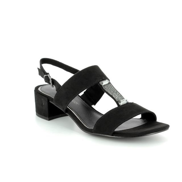 Marco Tozzi Heeled Sandals - Black - 28202/20/001 HECHO 81