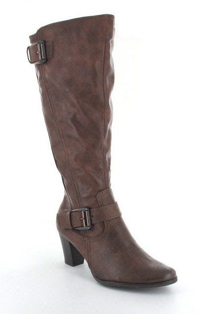 Marco Tozzi Ivory 25516-325 Brown knee-high boots