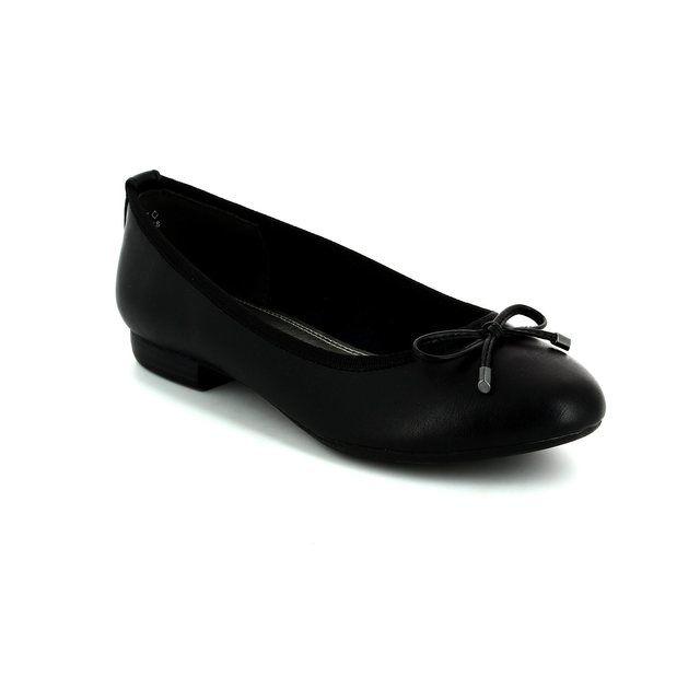 Marco Tozzi Lisicar 61 22137-002 Black pumps