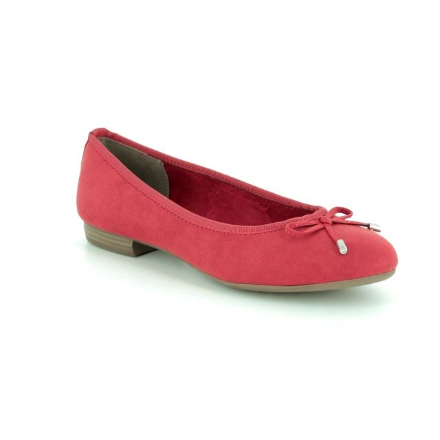 Marco Tozzi Pumps - Red suede - 22135/30/533 LISIO 81