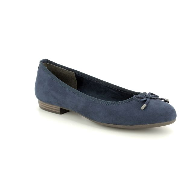 Marco Tozzi Pumps - Navy suede - 22135/30/805 LISIO 81