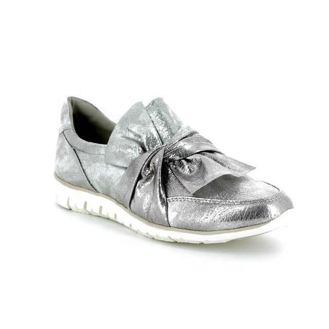 Marco Tozzi Trainers - Pewter - 24738/20/915 MALITA