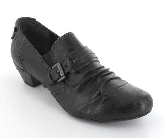Marco Tozzi Missing 42 24300-002 Black shoe-boots