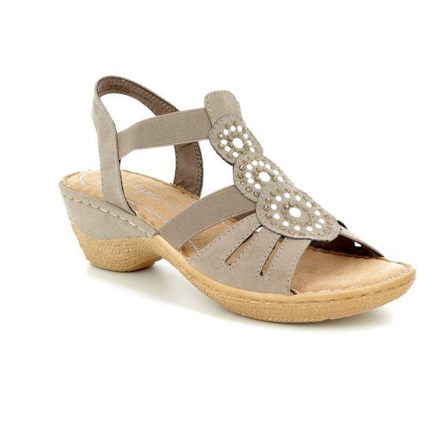 Marco Tozzi Sandals - Taupe - 28504/20/324 MORIFON 81