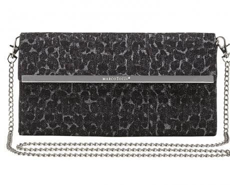 Marco Tozzi Mt Metatos Bag 61015-098 Black multi matching handbag