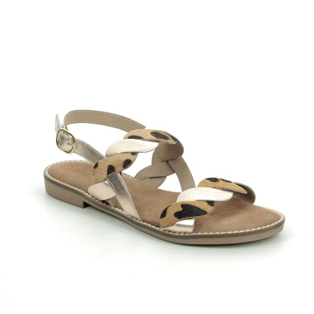 Marco Tozzi Flat Sandals - Rose - 28130/24/532 NEW DIAMOND
