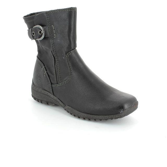 Marco Tozzi Niva 52 25454-002 Black ankle boots