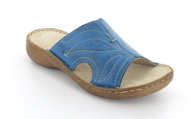 Marco Tozzi Oce 27210-802 Denim blue sandals