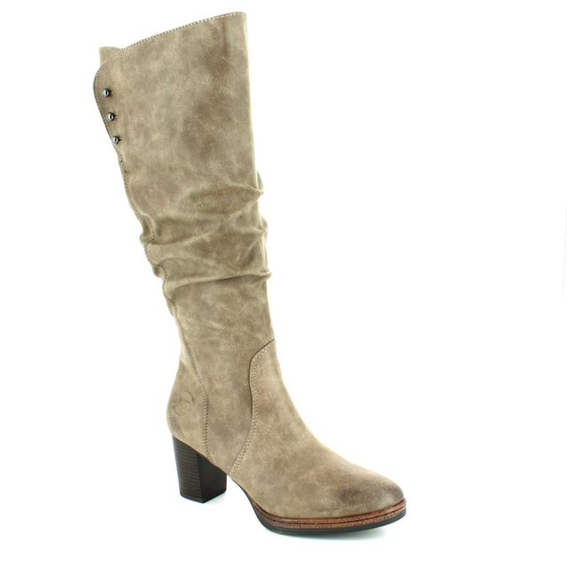 Marco Tozzi Pacco 25514-348 Taupe long boots