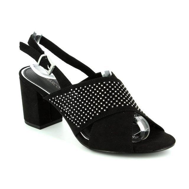 Marco Tozzi High-heeled Shoes - Black - 28311/001 PADUSI