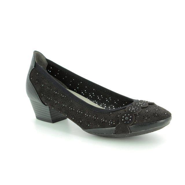 Marco Tozzi Heeled Shoes - Black - 22505/20/098 PAVOPERF 81