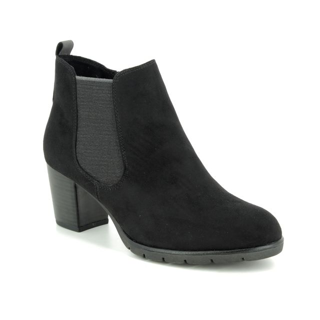 Marco Tozzi Ankle Boots - Black - 25355/33/001 PESA