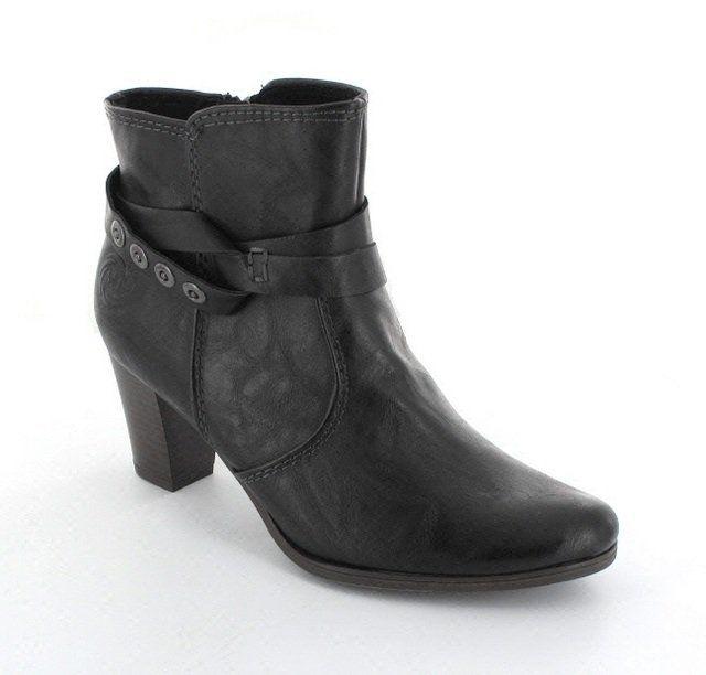Marco Tozzi Povoas 25341-002 Black ankle boots