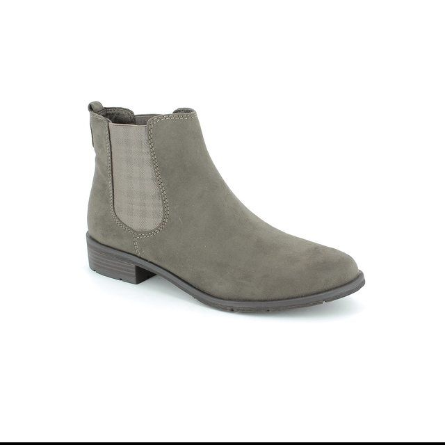Marco Tozzi Rapalli 25321-909 Taupe ankle boots