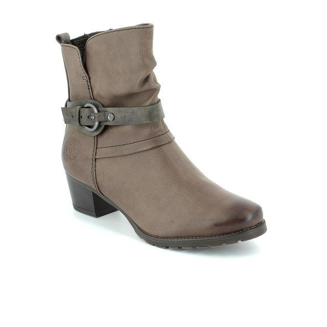 Marco Tozzi Rosabuck 25374-322 Taupe ankle boots