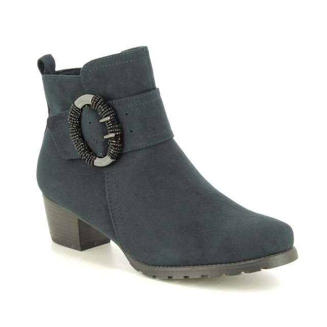 Marco Tozzi Ankle Boots - Navy - 25354/23/840 ROSANBUCK