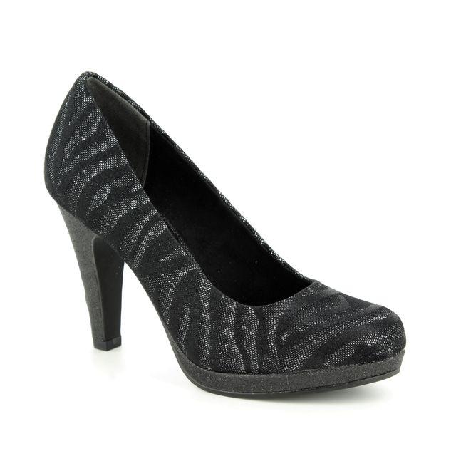 Marco Tozzi High-heeled Shoes - Pewter glitz - 22400/31/906 TAGGISPA 85