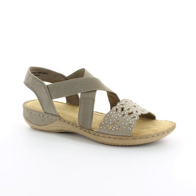 Marco Tozzi Tango 28800-341 Taupe sandals