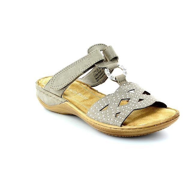 Marco Tozzi Tangovel 61 27501-341 Light taupe sandals