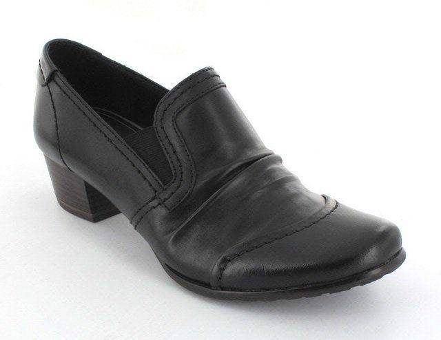 Marco Tozzi Vasco 24303-002 Black shoe-boots