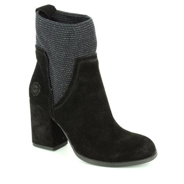 Marco Tozzi Ankle Boots - Black - 25381/096 VERTA