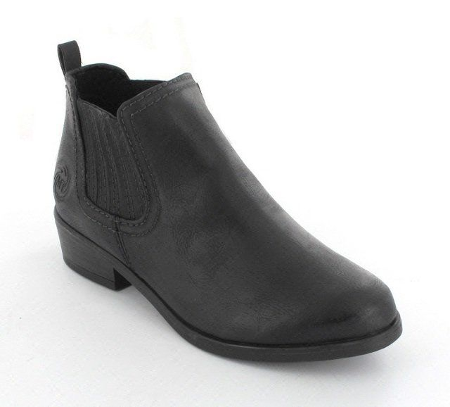 Marco Tozzi Ankle Boots - Black - 25326/002 ZARA