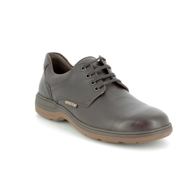 Mephisto Casual Shoes - Dark Brown - D33240CW/2151 DENYS