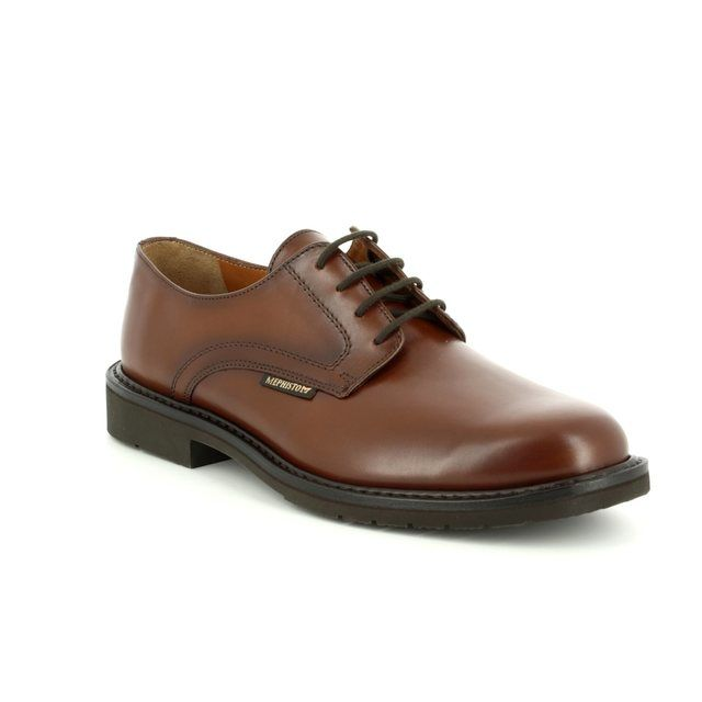 Mephisto Casual Shoes - Brown - M503PX9/7378 MARLON