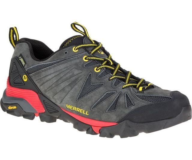 Merrell Capra Gore J32329 Grey multi casual shoes