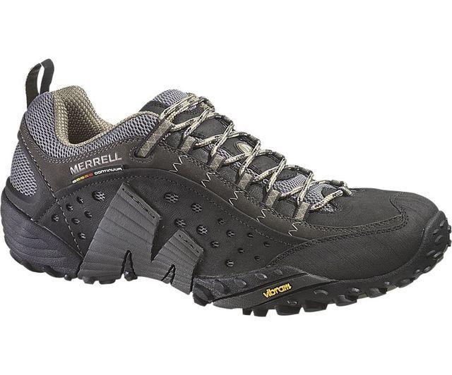 Merrell Intercept J73703 Black multi casual shoes