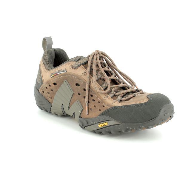Merrell Casual Shoes - Brown multi - J73705/22 INTERCEPT