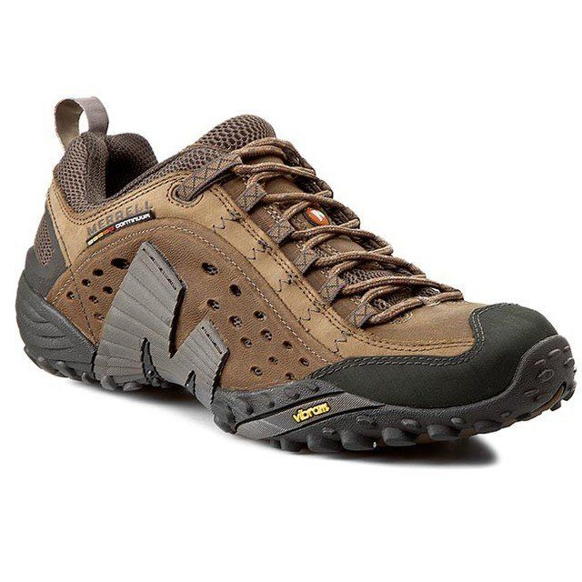 Merrell Intercept J73705 Brown multi casual shoes