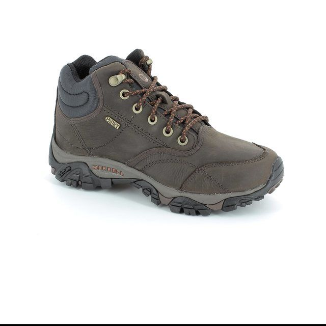 Merrell Moab Rover Mid J21279 Brown boots