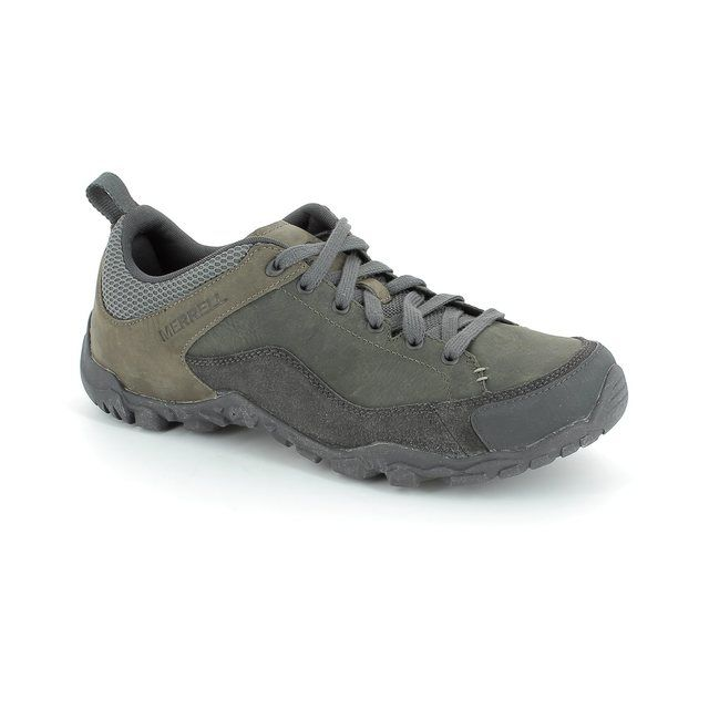 Merrell Telluride Lace J23539 Dark grey multi casual shoes
