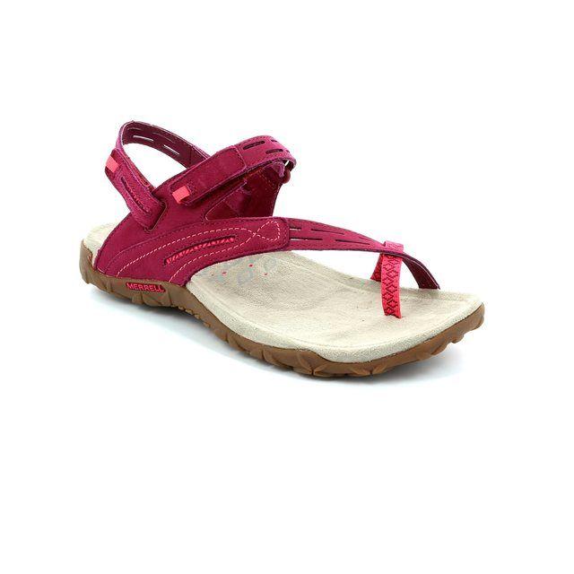 Merrell Terran Convert J55358 Fuchsia sandals