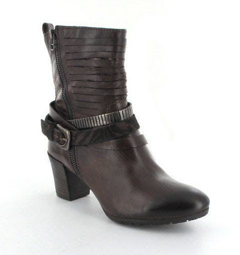 Mjus Slice 559206-103964 Brown ankle boots