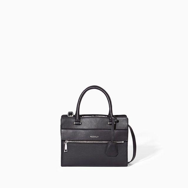 Modalu Mh4789  Erin 004789-30 Black handbag