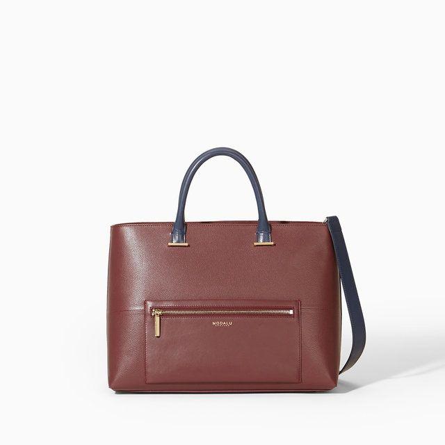 Modalu Mh5075  Primr 005075-70 Red multi handbag