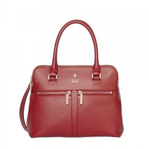 Modalu Mh5126  Pippa 005126-08 Dark Red handbag